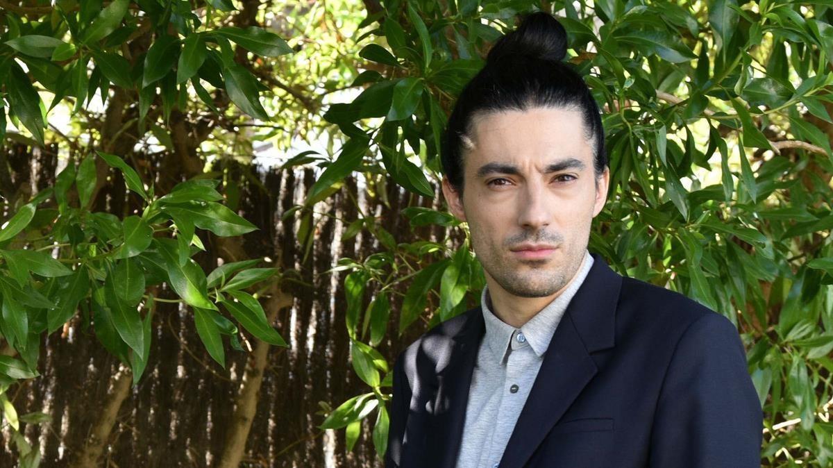 El director Sadrac González, en Sitges.