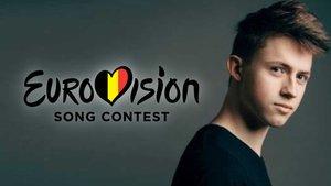 Eliot Vassamillet, representante de Bélgica en Eurovisión 2019.