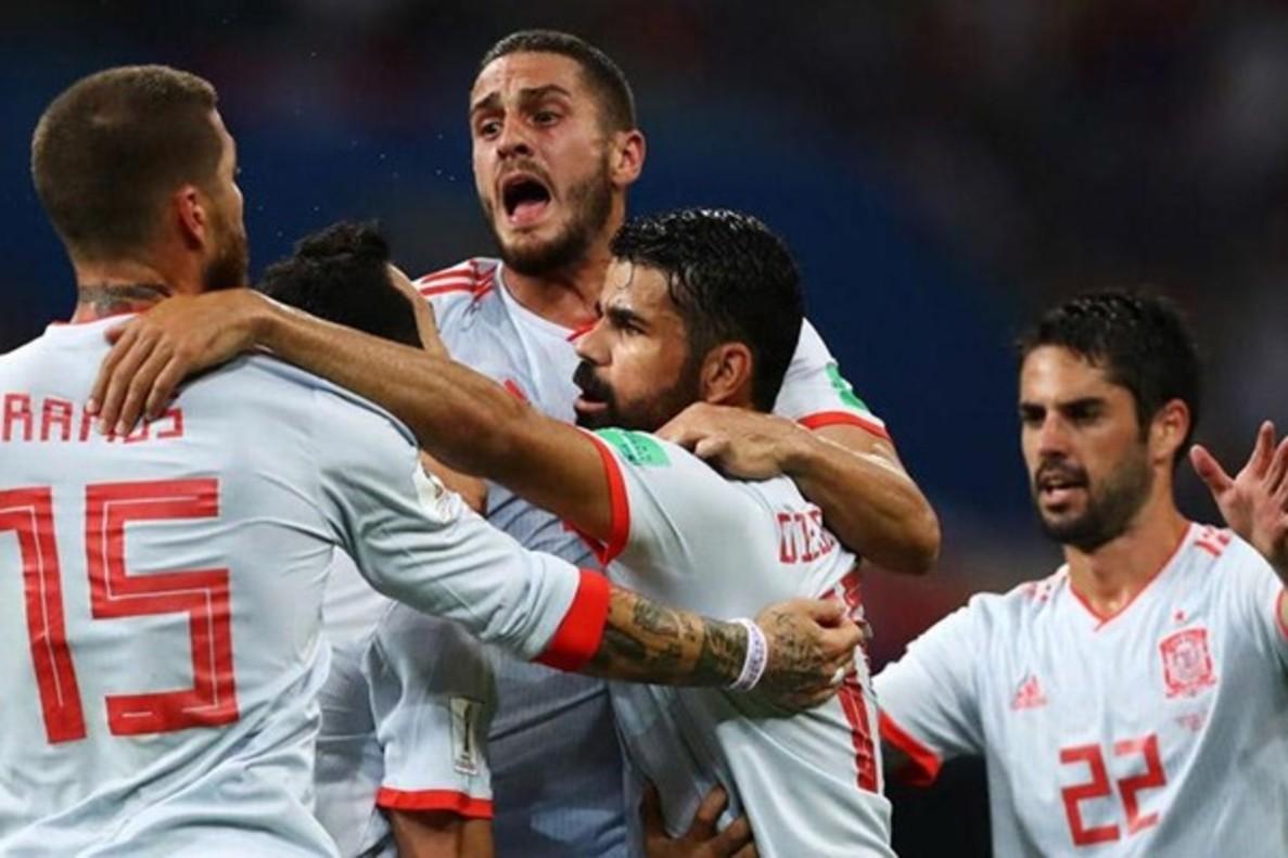 Descomunal audiencia de España en el Mundial que no aguanta después con el 'Chiringuito' de Joaquín Prat