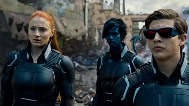 Estrenos de la semana. Tráiler de X-Men: Apocalipsis.(2016)