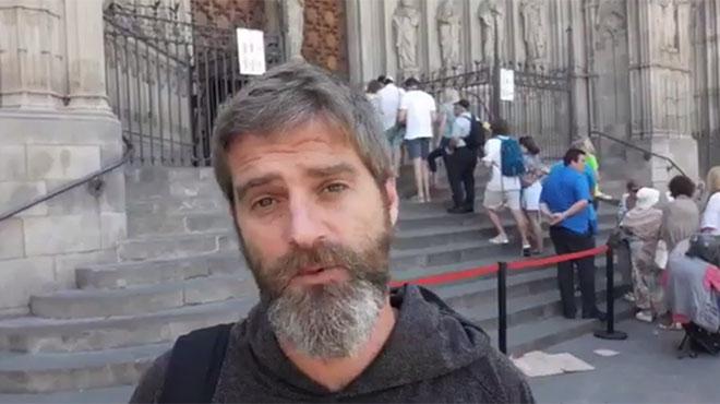 La CUP demana l'expropiació de la catedral
