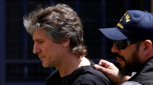 El exvicepresidente argentino Amado Boudou.