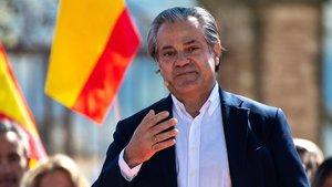 El exvicepresidente ejecutivo mundial de Coca-Cola Marcos de Quinto, candidato de Ciudadanosen las elecciones generales del 28-A