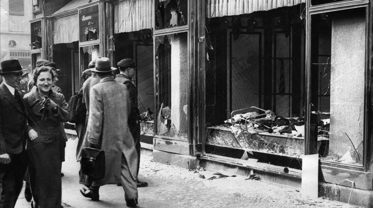 El rescat de la llibretera jueva de Berlín