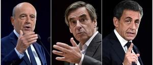 Nicolas Sarkozy, desbancat de la carrera a l'Elisi