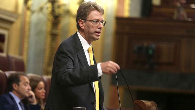 """El PDECat afirma que amb una proposta """"raonable"""" sobre el referèndum negociarien els Pressupostos"""