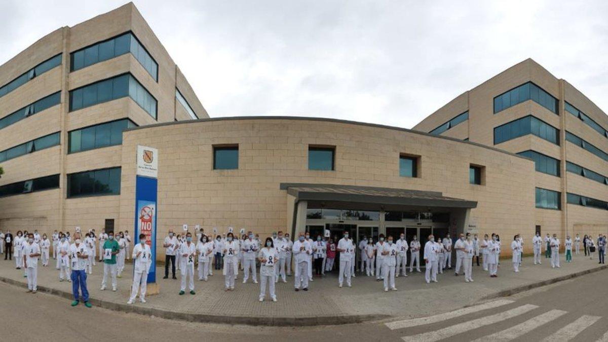 El hospital de Son Llàtzer, en Mallorca