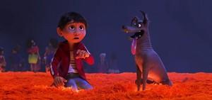 Un fotograma de Coco, el próximo proyecto de Pixar.