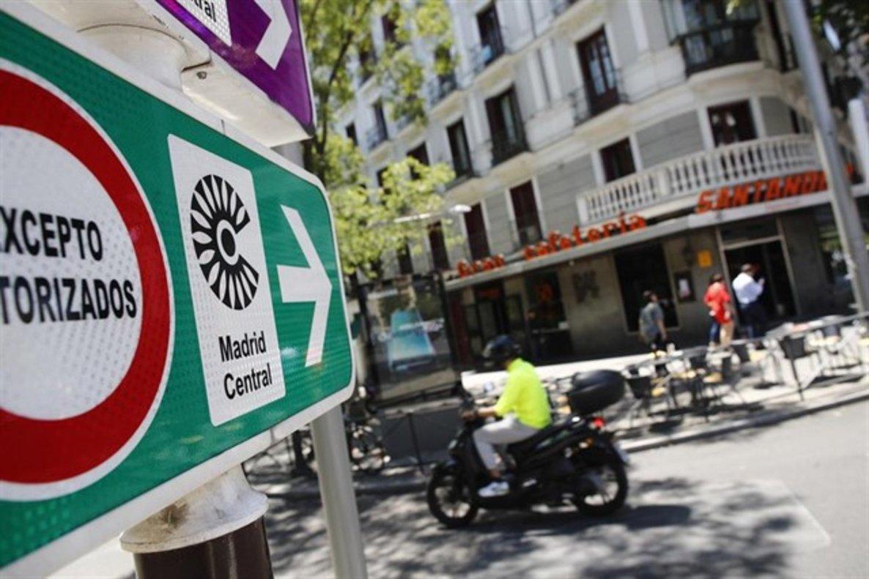 El jutge manté les multes de Madrid Central després d'escoltar les al·legacions de l'Ajuntament
