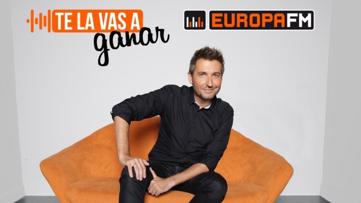 Frank Blanco, presentador de 'Te la vas a ganar', el nuevo radio-show nocturno de Europa FM.
