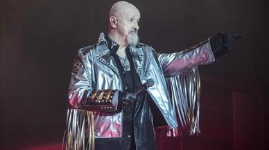 Judas Priest invoca a los dioses del metal en el Rock Fest