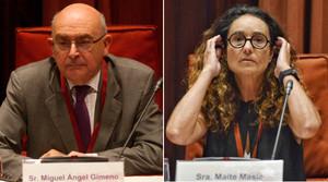 El director de Antifrau destituye a la que fue adjunta de De Alfonso