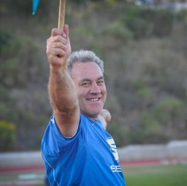 Héctor Massoni fue jugador y miembro de la Junta Directiva de la UE Santboiana