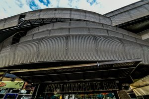 El Mercado Municipal de Rubí.