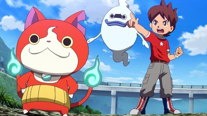 Llega 'Yo-kai watch', la heredera de 'Pokémon'