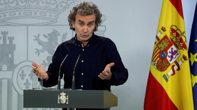 La jutge del 8-M rebutja incloure Simón com a denunciat a l'estar-ho ja en altres causes