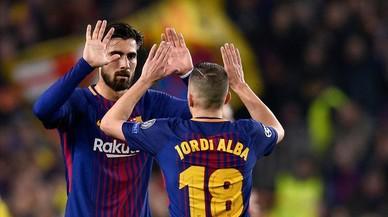 La noche de Messi y los recuperados impensados