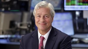 Jamie Dimon, presidente de JP Mogan Chase y de la Business Roundtable.