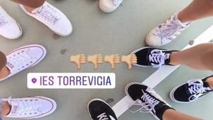Polémica por el instituto de Alicante que prohíbe los pantalones cortos tipo 'shorts'
