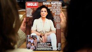 """Isabel Pantoja: """"Ja soc una supervivent de la vida"""""""