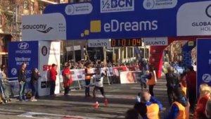 Mitja marató de Barcelona 2019: recorregut i afectacions en el trànsit i transport públic