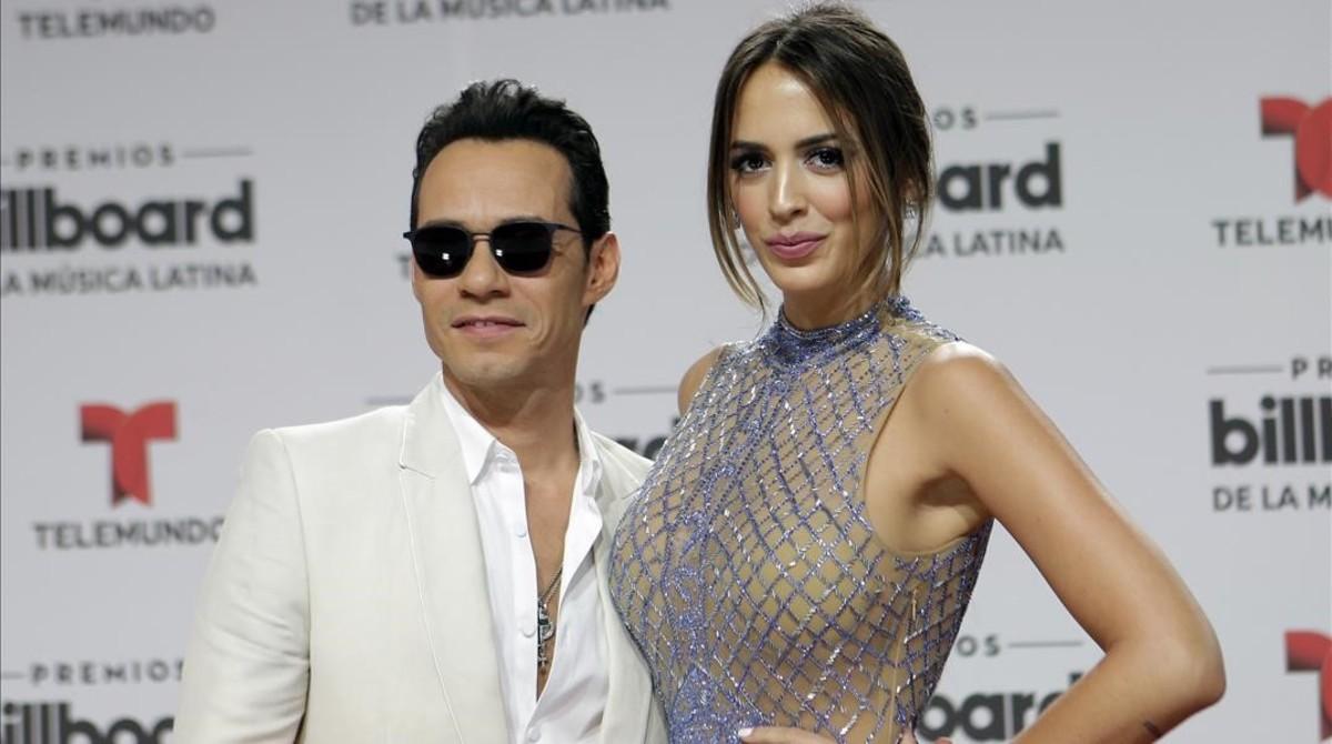 Marc Anthony y la modelo Shannon de Lima confirman su ruptura a través de un comunicado.