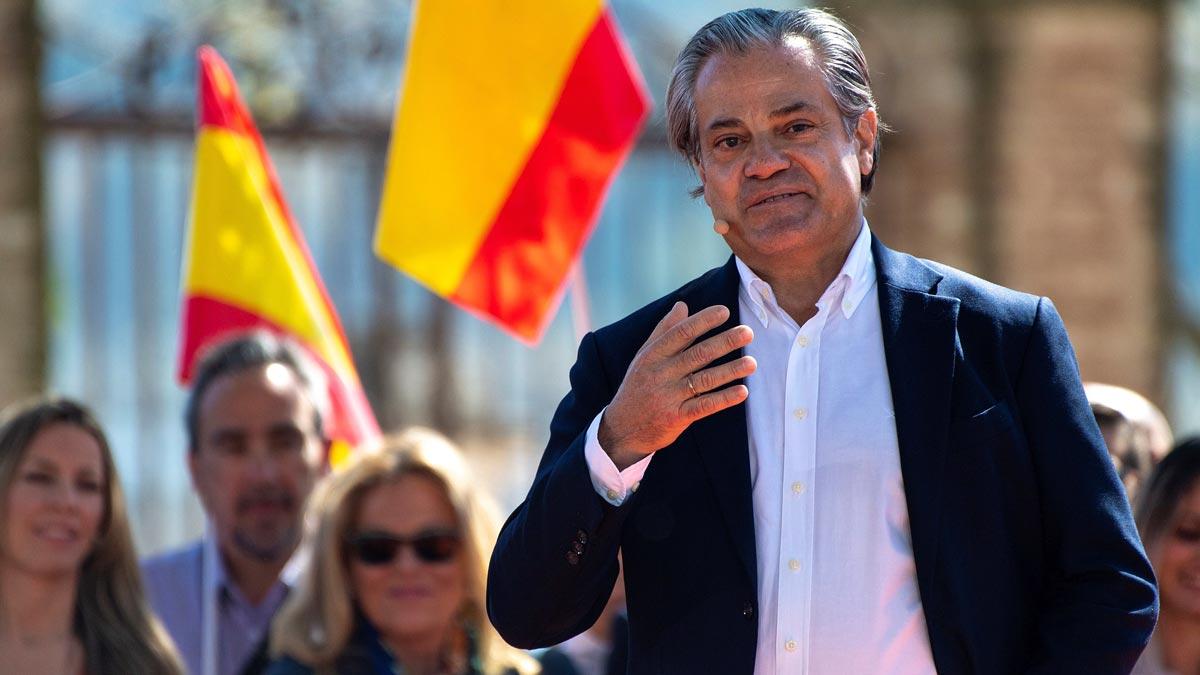 Marcos de Quinto, exvicepresidente de Coca-Cola, número dos de Cs por Madrid.