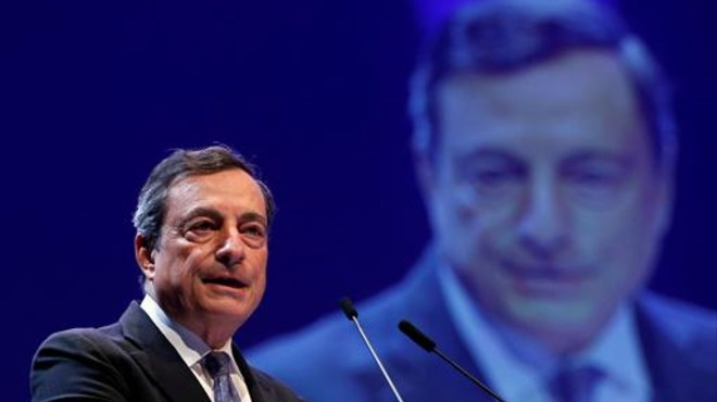 La 'sofferenza' italiana y Draghi