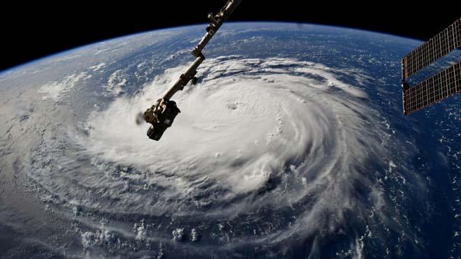 Un millón de personas serán evacuadas por la llegada del Huracán Florence a la costa este de EEUU.