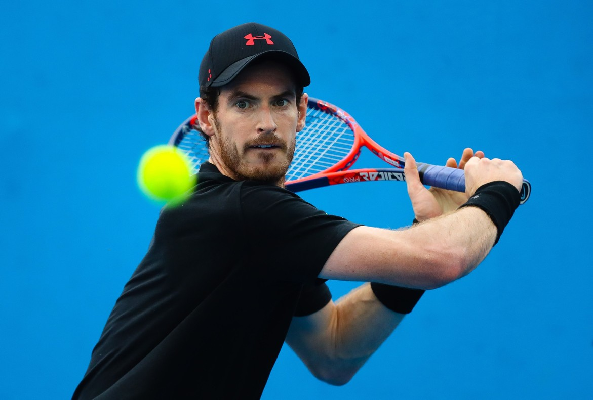 A horas del inicio, Andy Murray se bajó de Wimbledon