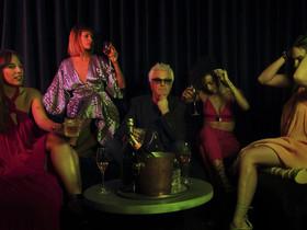 El músico francés Cerrone, en una imagen promocional.