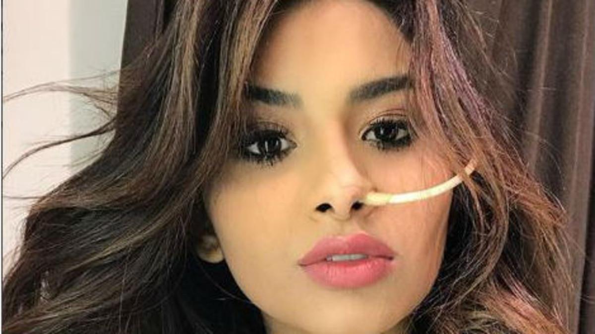 Nara Almeida, fallecida a los 24 años.