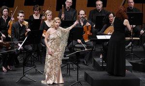 Natalie Dessay, en una actuación en el Liceu.