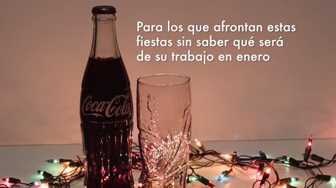 #NavidadSinCocaCola, la lucha de las 'espartanas' se viraliza en las redes