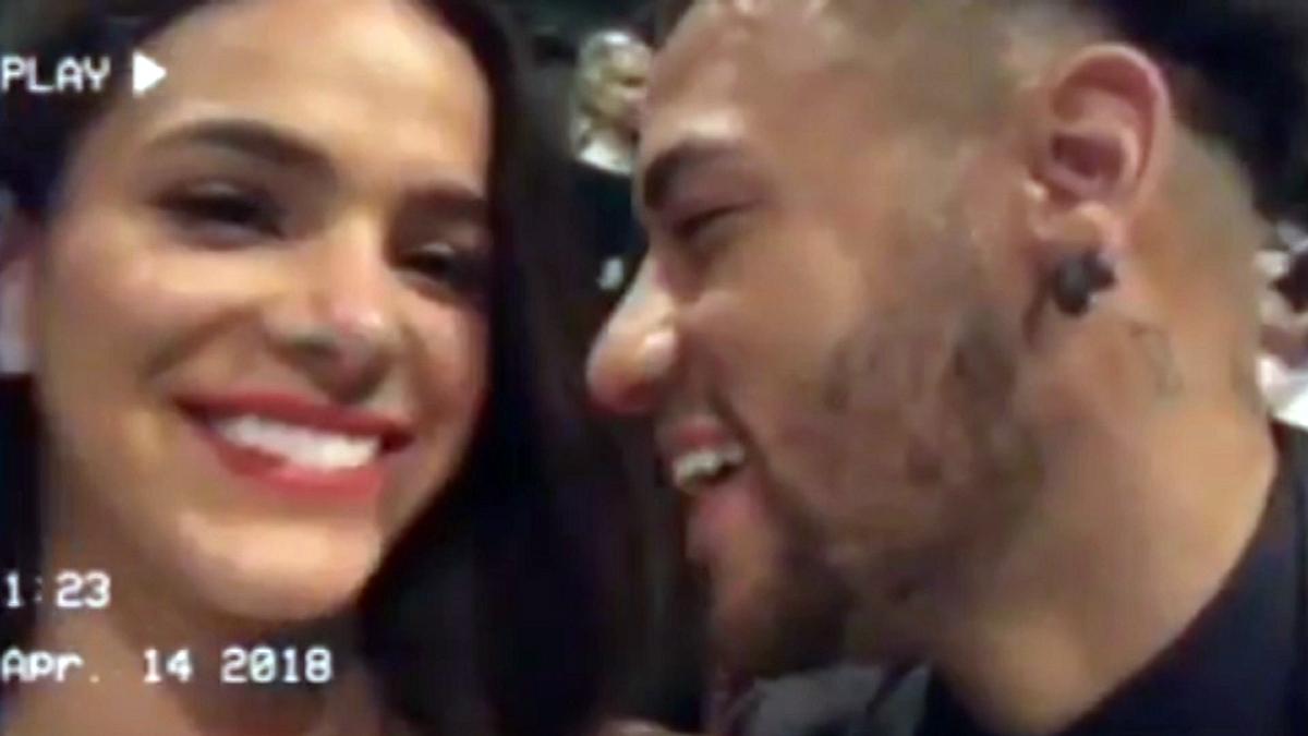 Neymar y Bruna Marquezine han roto