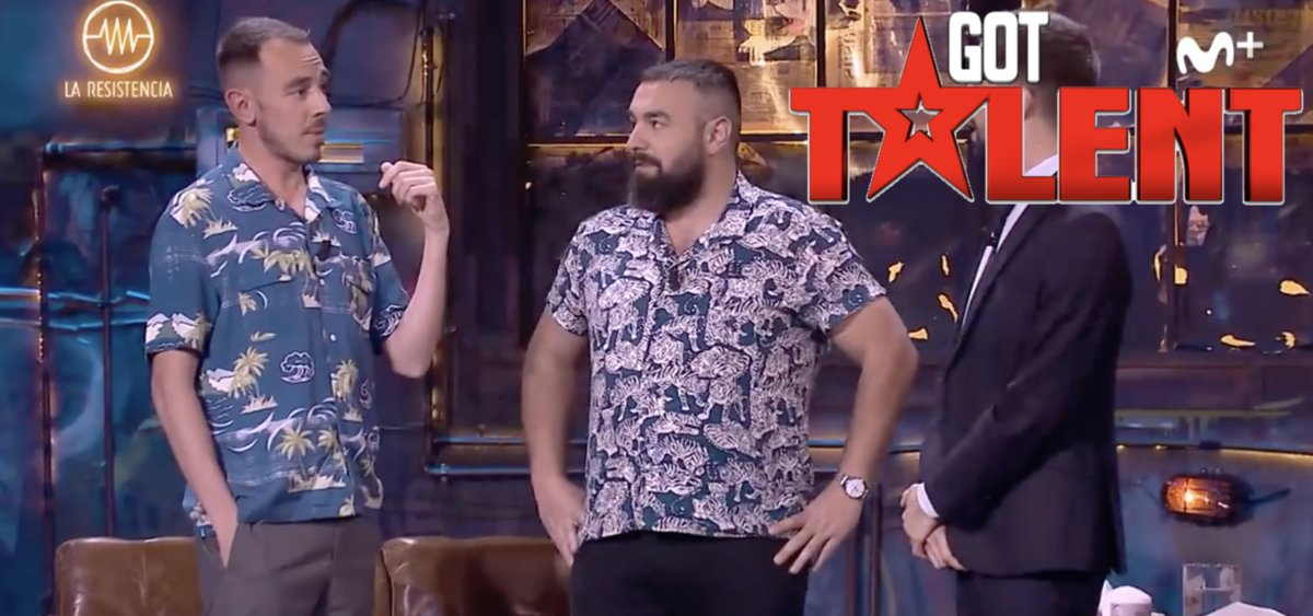 "Pantomima Full, sobre la seva participació a 'Got talent': ""Al principi vam dir: mira 'Got Talent', fuck you. Però que sí, que hi anem"""
