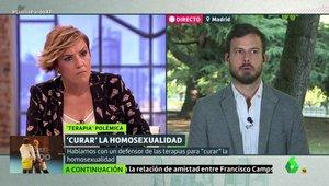Cristina Pardo y Javier Vilamor en 'Liarla Pardo'