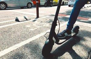 Esplugues i Cornellà, els municipis amb l'índex més alt d'accidents amb patinets elèctrics