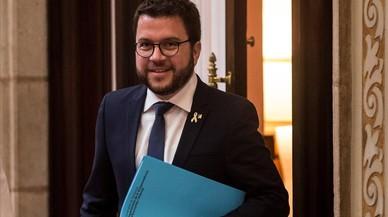 El gasto en los Presupuestos de la Generalitat será similar al del 2017