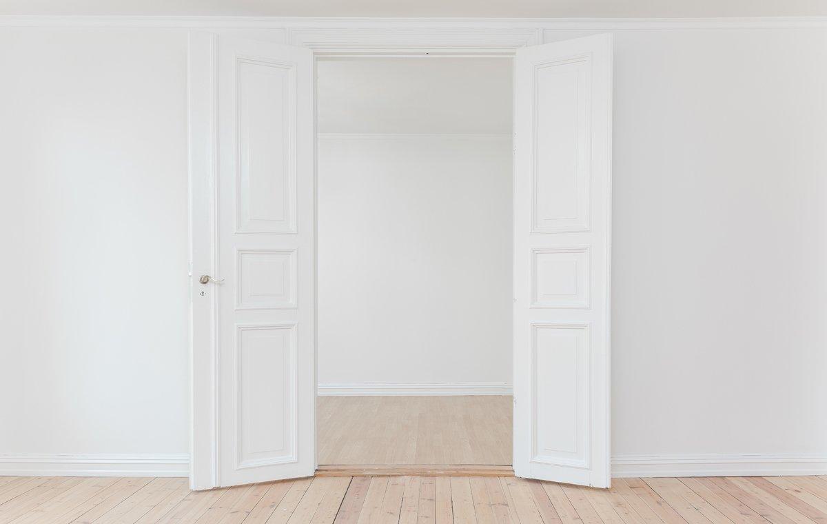 Un piso sin amueblar permite al inquilino decorar según sus gustos y necesidades.