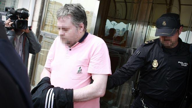 El detenido tiene problemas psiquiátricos.