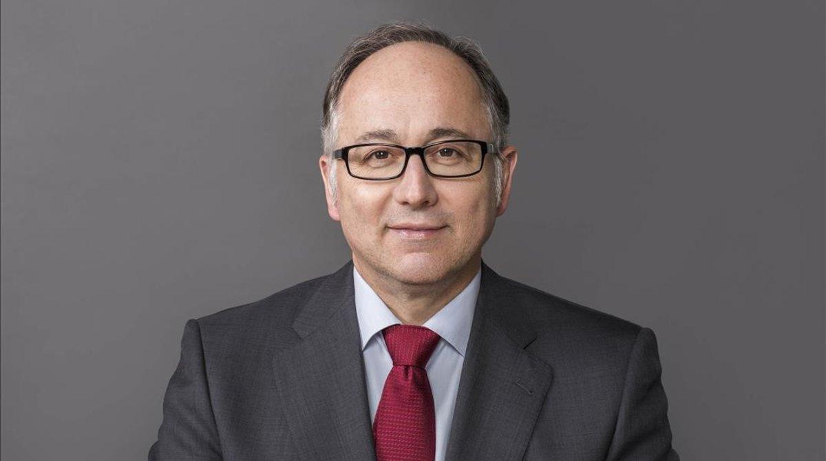 El presidente de Iberia, Luis Gallego, fue uno de los participantes en la segunda jornada de la Cumbre de la CEOE.