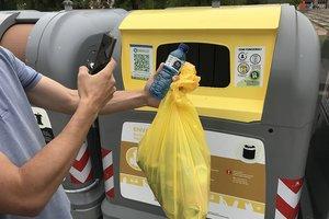 1.700 persones s'inscriuen en el projecte de recollida selectiva Reciclos de Sant Boi