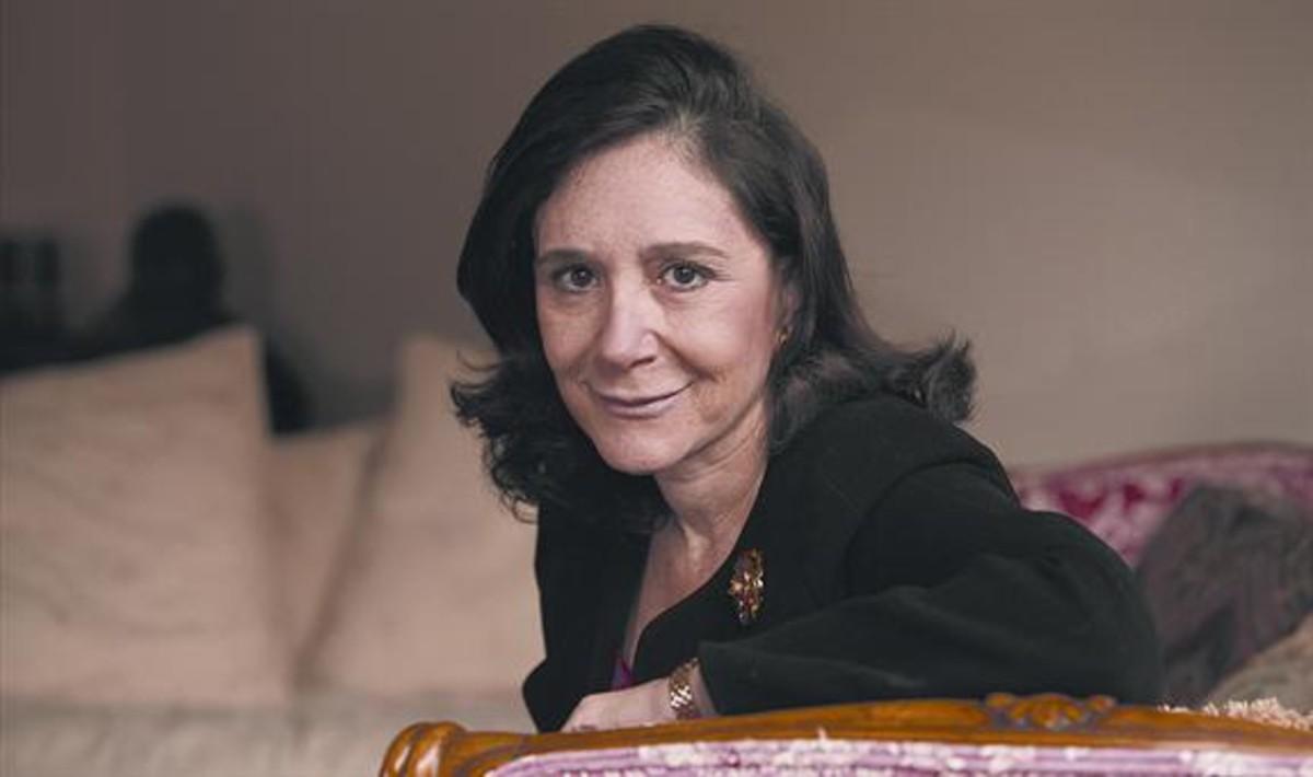 La psicóloga Sherry Turkle es especialista en la interacción del ser humano con la tecnología.