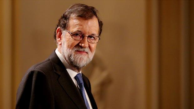 Rajoy veu irreprotxable la seva gestió a Catalunya i espera que la Generalitat acati la llei.