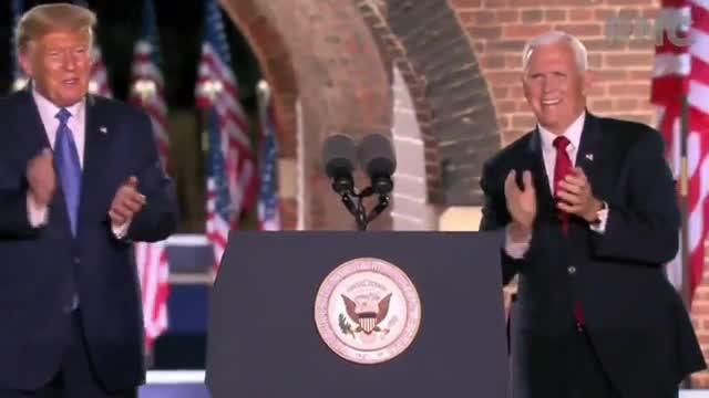 El vicepresidente de EE.UU., Mike Pence, alabó al país como una nación de los milagros en la tercera jornada de la convención republicana, a la vez que marcó un contraste con los demócratas que solo ven oscuridad donde hay grandeza.