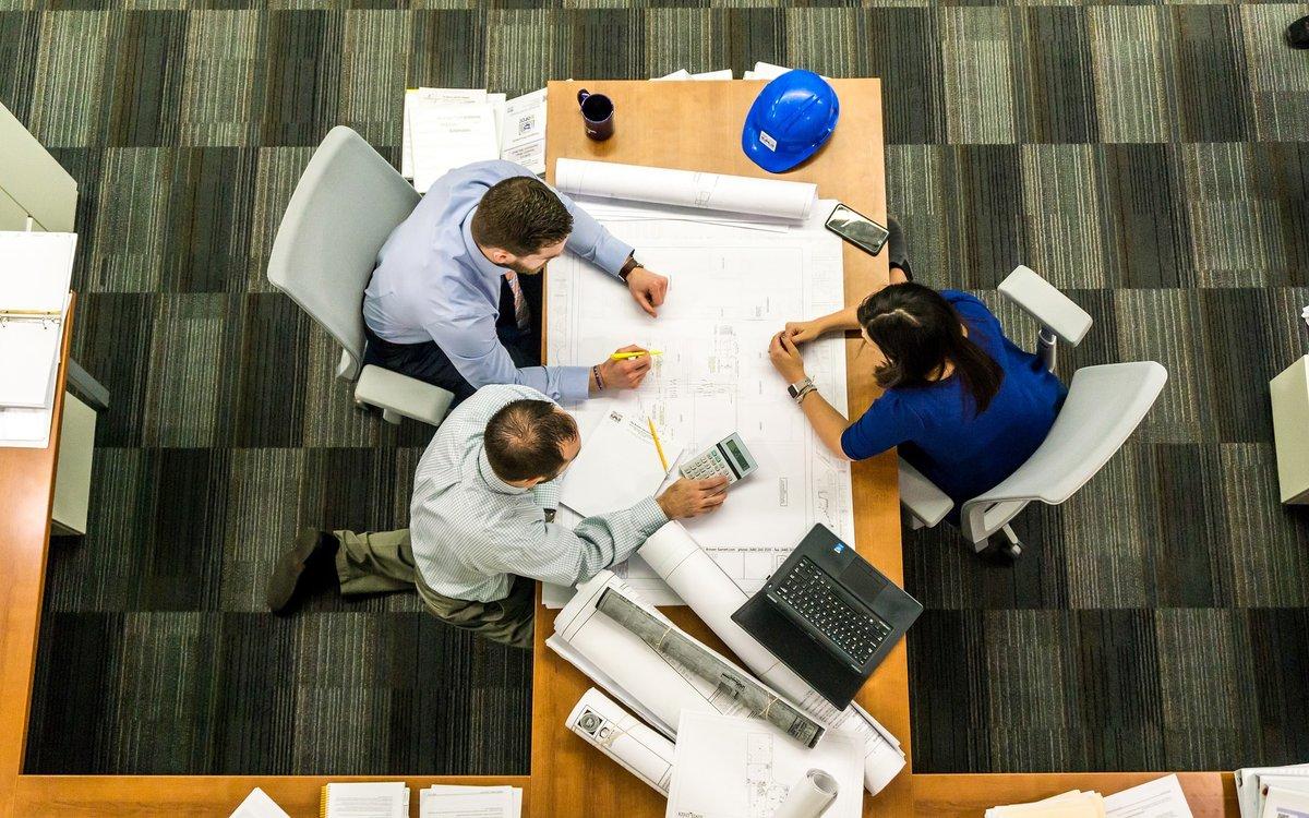 Los centros de trabajo cambian para adaptarse a las necesidades de los empleados