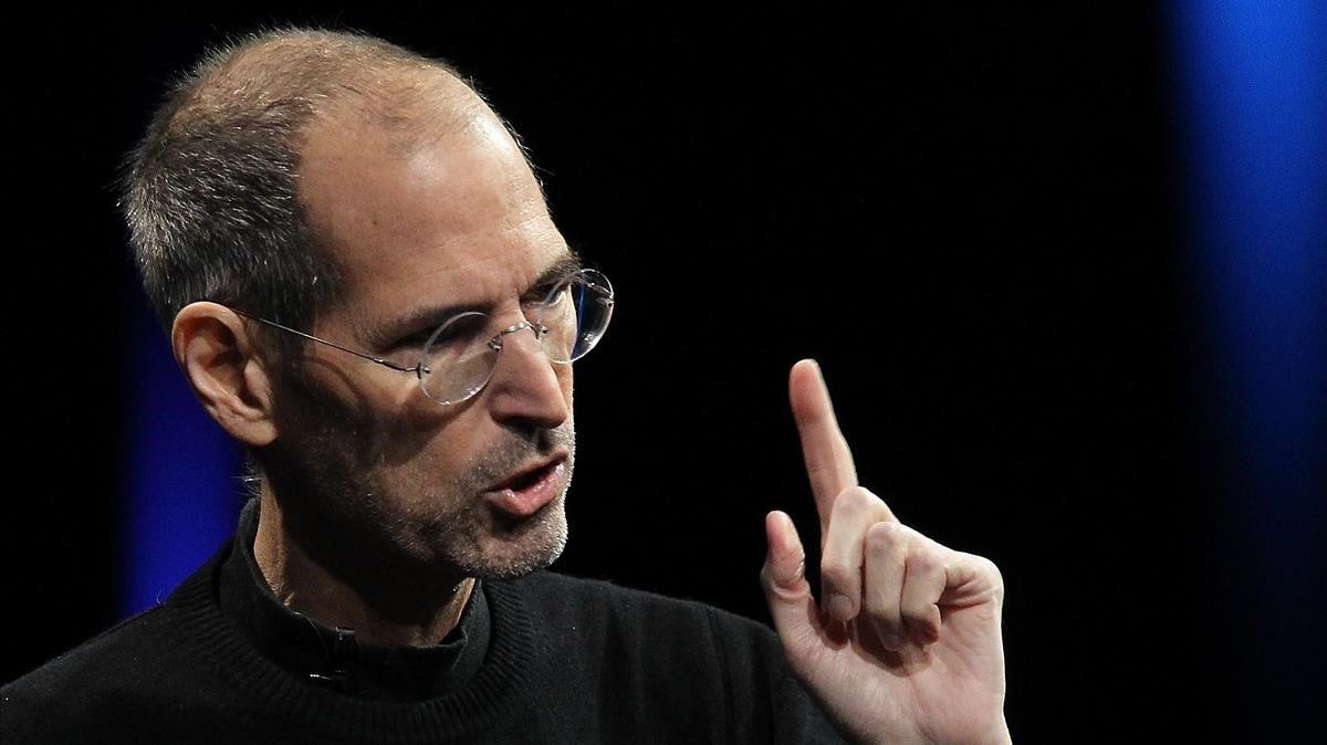 Steve Jobs pocos meses antes de fallecer, en una foto de archivo del 2011