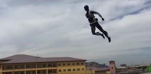 L'impressionant robot de Disney capaç de suplantar un superheroi