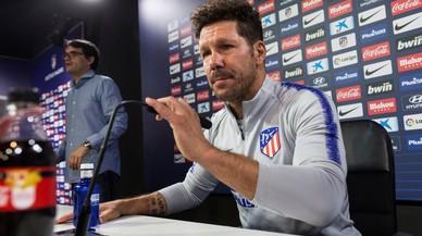El Atlético busca reencontrarse ante el Éibar